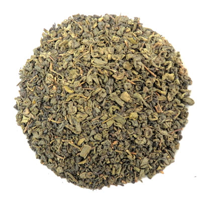 China Gunpowder green ANXI BIO 100g