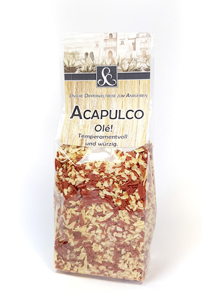 Dipper Acapulco Tomate-Chilligewürzmischung 100g