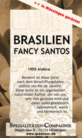 Brasilien Fancy Santos screen 17/18 1000g