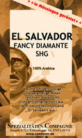 El Salvador Fancy Diamante SHG 1000g