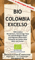 Colombia Excelso BIO Bucaramanga 500g