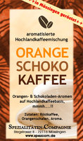 Orange-Marzipan Kaffee 1000g