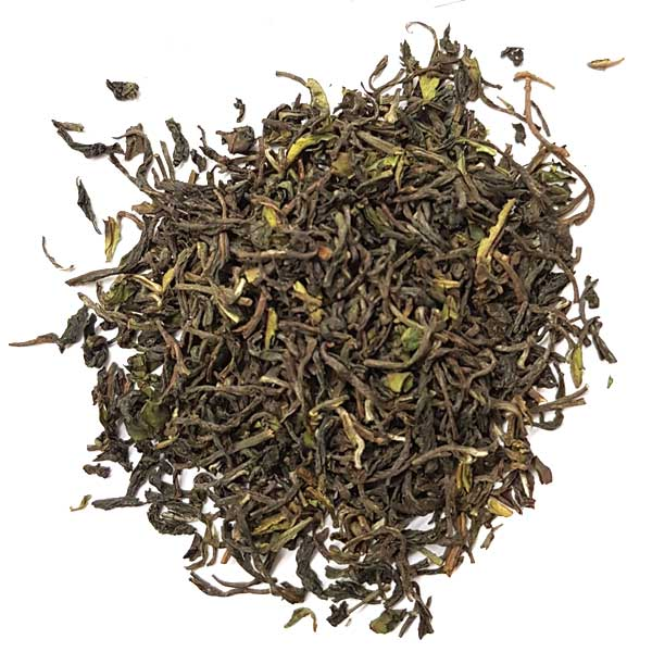 Darjeeling Flugtee 2018 ORANGE VALLEY BIO SFTGFOP1 DJ10 100g